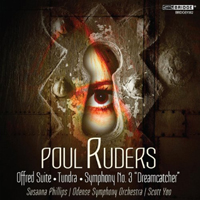 Recordings Ruders Cover 1112