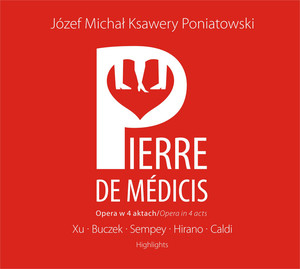 Recordings Pierre Medicis COver 1212
