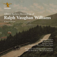 Recordings Vaughan Williams Cover 1212