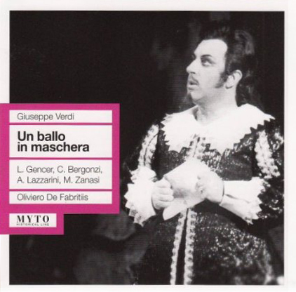 Recordings Ballo Cover 212