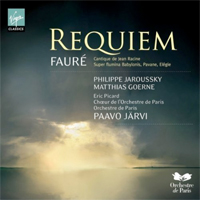 Recordings Faure Cover 212