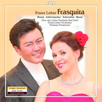 Recordings Frasquita Cover 212