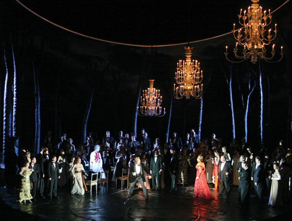 the scene of the banquet in macbeth by william shakespeare Free essay: william shakespeare's macbeth: act 3 scene 4 the very start of the scene begins with order, commencing with a banquet the director might choose.