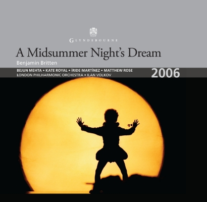 Recordings MIdsummer Night's Cover 312