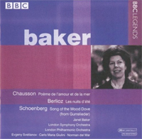 Recordings Baker Cover 312
