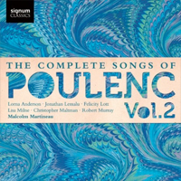 Recordings Poulenc cover 312
