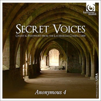Recordings Anonymous 4 cover 312