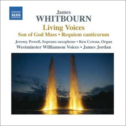 Recordings Whitbourn cover 312