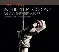 Recordings Glass Penal Colony Cover 512