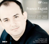 Recordings Fagioli Cover 512