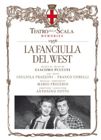 Recordings Scala Fanciulla cover 712