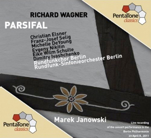 Recordings Parsifal Cover 712