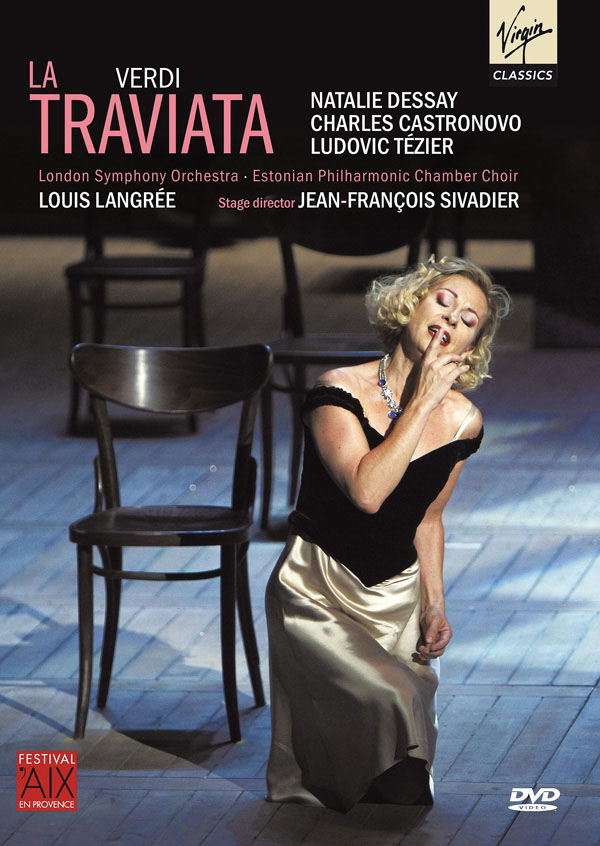 review of natalie dessay in la traviata Natalie dessay was born on april 19, 1965 in lyon, rhône, france as nathalie dessaix she is an born: april 19, 1965.