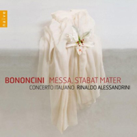 Recordings Bononcini Messa cover 113