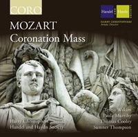 Recordings Coronation Mass Cover 113