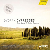 Recordings Cypresses cover 113`