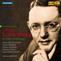 Recordings Schonberg Cover 113