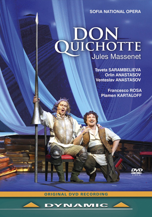 Video Don Quichotte cover 1013