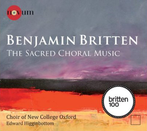 Recordings Britten Choral 1113