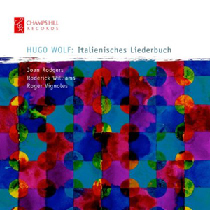 Recordings Wolf Lieder cover 1113
