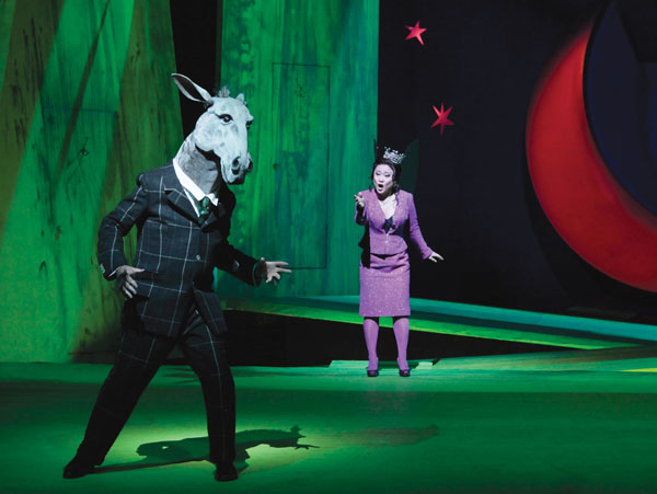 Opera News Metropolitan Opera Broadcast A Midsummer Nights Dream