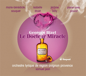 Recordings Doctor Miracle Cover 1213