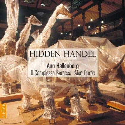 Recordings Hidden Handel Cover 1213