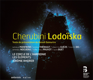 Recordings Lodoiska cover 1213