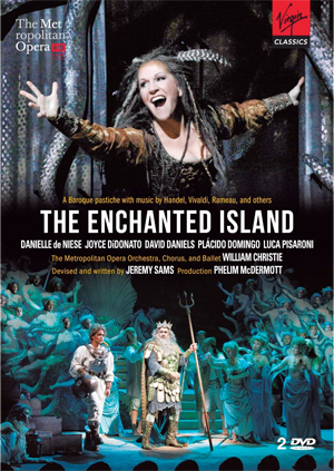 Video Enchanted Island DVD cover 213