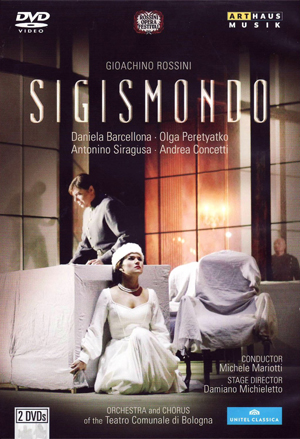Video Sigismondo cover 213