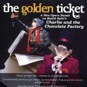 Recordings Golden Ticket Cover 413