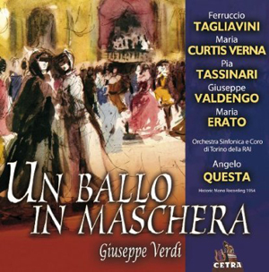 Recordings Ballo Historic Cover 413