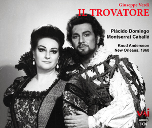 Recordings Trovatore His Cover 413