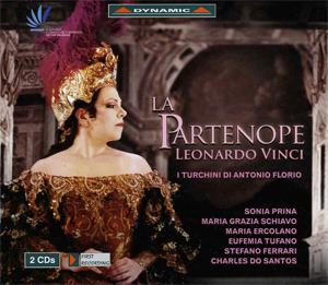 Recordings Partenope cover 413