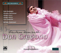 Recordings Don Gregorio cover 513