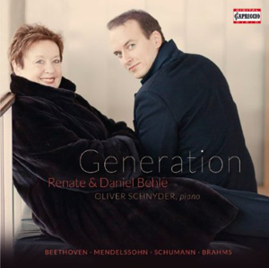 Recordings Behle Generation cover 513