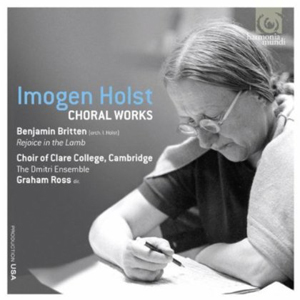 Recordings I. Holst Cover 513
