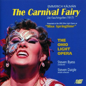 Recordings Carnival Fairy Cover 613