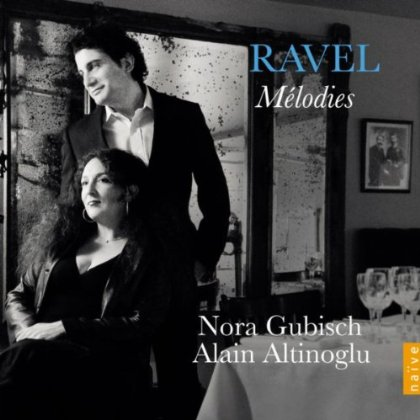 Recordings Ravel Melodies Cover 613