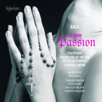 Records St. John Passion Cover 713