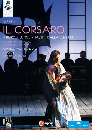 Video Corsaro cover 713