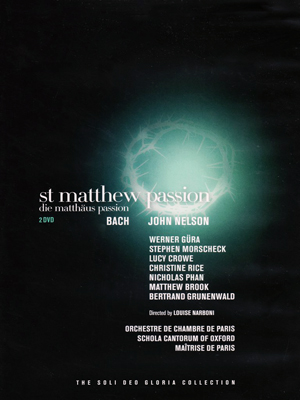 Video St. Matthew Passion 813