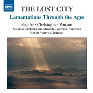 Recordings Lost City Cover 913