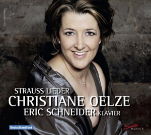 Recordings Oelze Cover 913