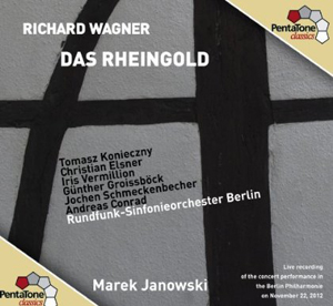 Recordings Rheingold Cover 913