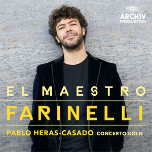 Recordings Farinelli Cover 1014