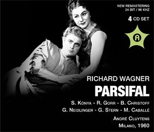 Recordings Parsifal Cover 1014