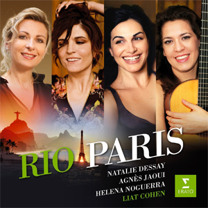 Recordings Rio Paris Cover 1214