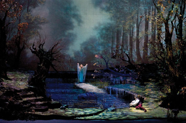 Broadcasts Rusalka hdl 214