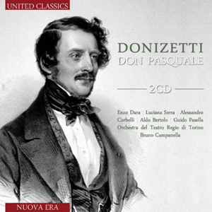 Recordings Don Pasquale Cover 214